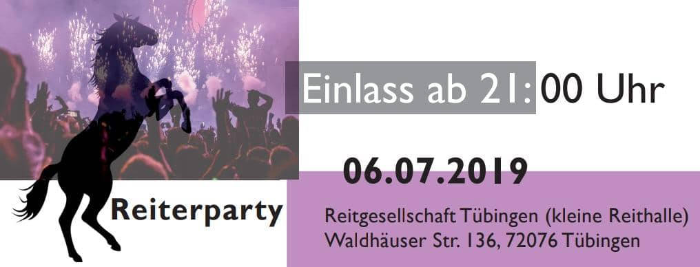 Reiterparty
